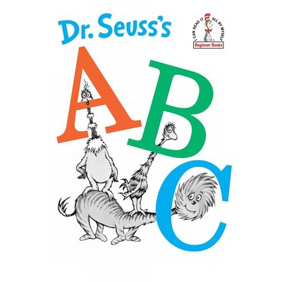 RANDOM HOUSE DR SEUSS ABC HB SEUSS