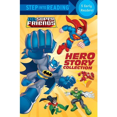 RANDOM HOUSE DC SUPER FRIENDS: HERO STORY COLLECTION PB (STEP INTO READING)