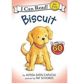 HARPERCOLLINS PUBLISHING BISCUIT PB CAPUCILLI (MY FIRST I CAN READ)
