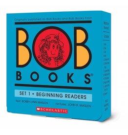 SCHOLASTIC BOB BOOKS SET 1 PB MASLEN