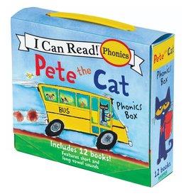 HARPERCOLLINS PUBLISHING PETE THE CAT: PHONICS BOX SET PB DEAN (I CAN READ)