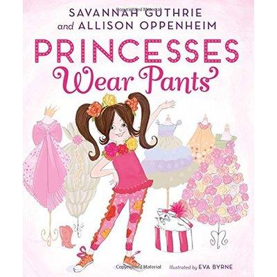 ABRAMS BOOKS PRINCESSES WEAR PANTS