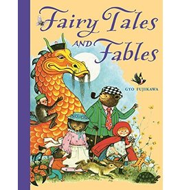 STERLING PUBLISHING FAIRY TALES & FABLES HB FUJIKAWA
