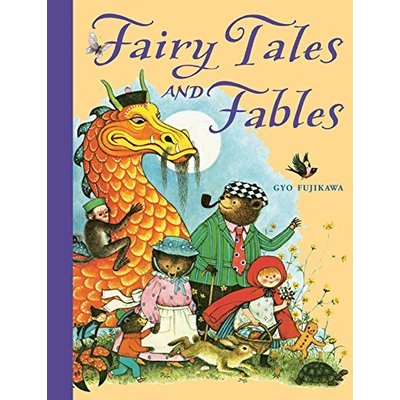 STERLING PUBLISHING FAIRY TALES & FABLES HB FUJIKAWA
