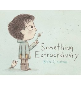 SIMON AND SCHUSTER SOMETHING EXTRAORDINARY HB CLANTON