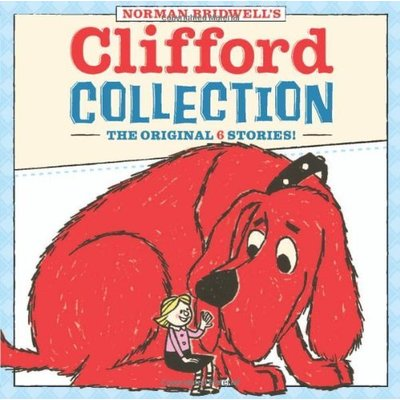 SCHOLASTIC CLIFFORD COLLECTION HB BRIDWELL