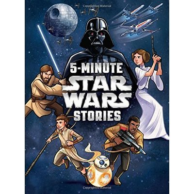 HACHETTE BOOK GROUP 5-MINUTE STAR WARS STORIES