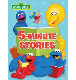 RANDOM HOUSE SESAME STREET 5 MINUTE STORIES HB
