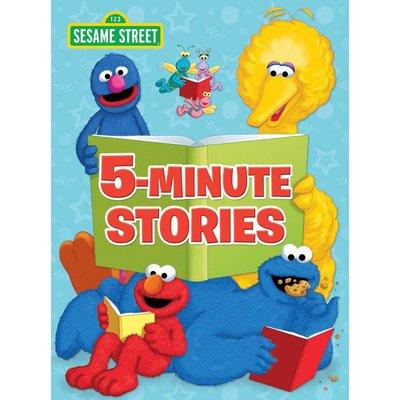 RANDOM HOUSE SESAME STREET 5 MINUTE STORIES HB