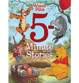 HACHETTE BOOK GROUP 5 MINUTE WINNIE THE POOH STORIES HB DISNEY