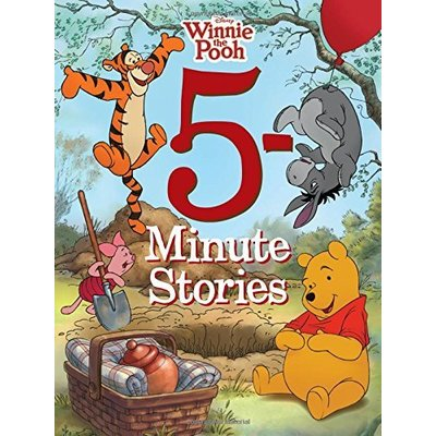 HACHETTE BOOK GROUP 5-MINUTE WINNIE THE POOH STORIES HB DISNEY