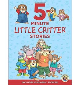 HARPERCOLLINS PUBLISHING LITTLE CRITTER 5-MINUTE STORIES HB MAYER