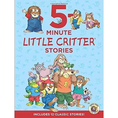 HARPERCOLLINS PUBLISHING 5 MINUTE LITTLE CRITTER STORIES