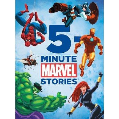 HACHETTE BOOK GROUP 5 MINUTE MARVEL STORIES HB MARVEL