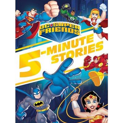 RANDOM HOUSE DC SUPER FRIENDS: 5 MINUTE STORIES HB DC
