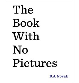 PENGUIN BOOK WITH NO PICTURES HB NOVAK