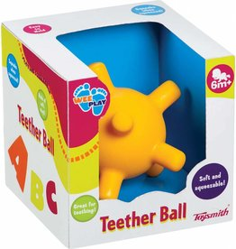 TOYSMITH TEETHER BALL