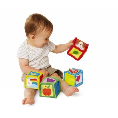 EARLY YEARS DISCOVERY SOFT BLOCKS