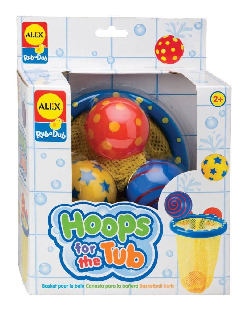 ALEX ORIGINALS HOOPS FOR THE TUB