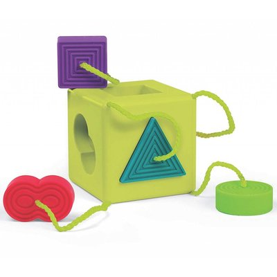 FAT BRAIN TOY OOMBEE CUBE