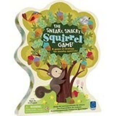 EDUCATIONAL INSIGHTS SNEAKY SNACKY SQUIRREL