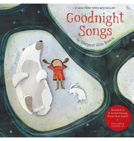 STERLING PUBLISHING GOODNIGHT SONGS HB BROWN