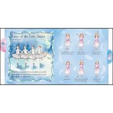 EDC PUBLISHING LITTLE BALLERINA DANCING BOOK