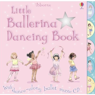 EDC PUBLISHING LITTLE BALLERINA DANCING BOOK