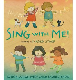 MACMILLIAN SING WITH ME ACTION SONGS HB STOOP
