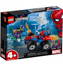 LEGO SPIDER-MAN CAR CHASE