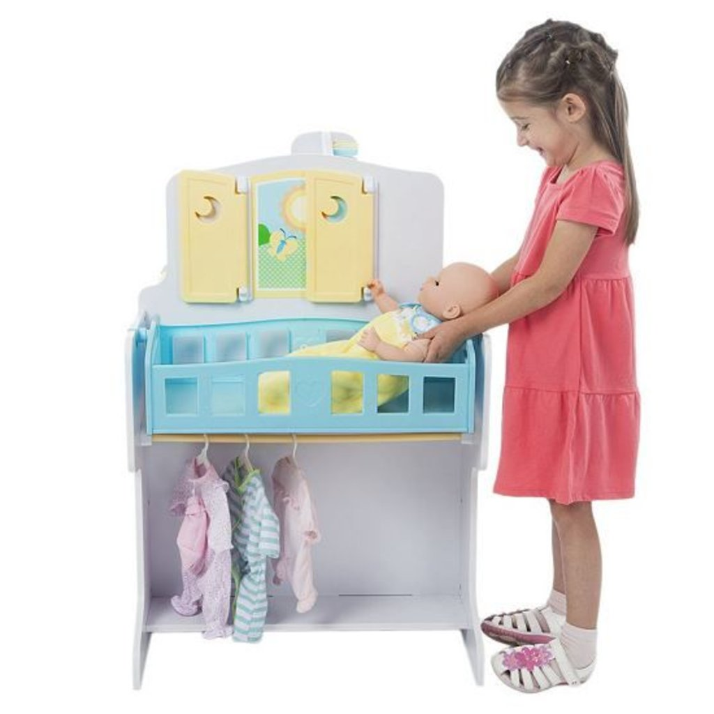 BABY DOLL CARE CENTER - THE TOY STORE