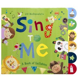 GIBBY & LIBBY SING TO ME BOARD BOOK BB MCDONALD