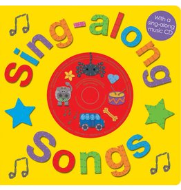 MACMILLIAN SING ALONG SONGS W/CD BB PRIDDY