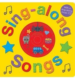 MACMILLIAN SING ALONG SONGS W/CD BB PRIDDY