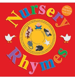 MACMILLIAN NURSERY RHYMES W/ SING ALONG CD BB PRIDDY