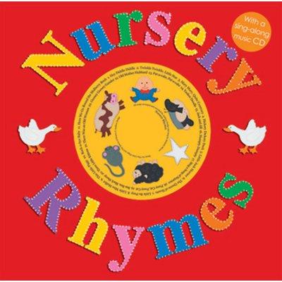 MACMILLIAN NURSERY RHYMES W/ SING ALONG CD BB PRIDDY