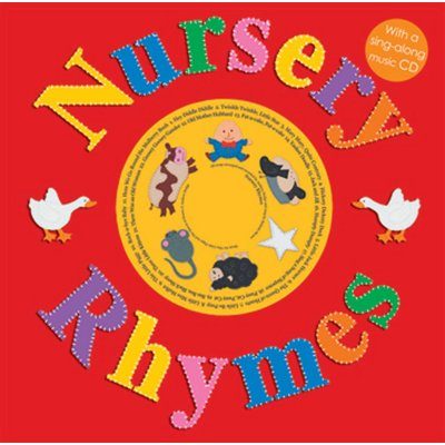 MACMILLIAN NURSERY RHYMES W/ SING ALONG CD
