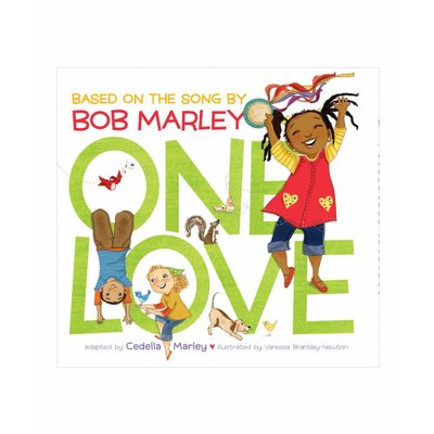 CHRONICLE PUBLISHING ONE LOVE BB MARLEY