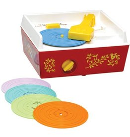 SCHYLLING ASSOCIATES FISHER PRICE RECORD PLAYER