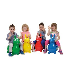 RODY RODY RIDE ON