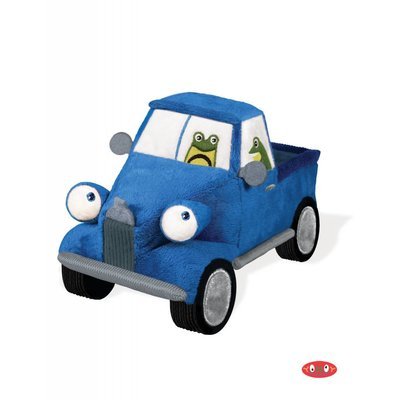 YOTTOY LITTLE BLUE TRUCK SOFT TOY