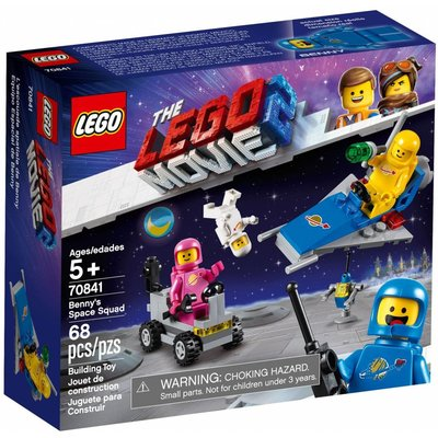 LEGO BENNY'S SPACE SQUAD*