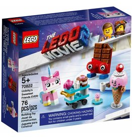 LEGO UNIKITTY'S SWEETEST FRIENDS EVER