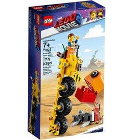 LEGO EMMET'S THRICICLE!*
