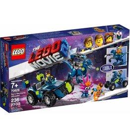 LEGO REX'S REX-TREME OFFROADER!