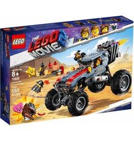 LEGO EMMET & LUCY'S ESCAPE BUGGY!*