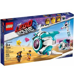 LEGO SWEET MAYHEM'S SYSTAR STARSHIP