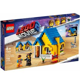 LEGO EMMET'S DREAM HOUSE/RESCUE ROCKET