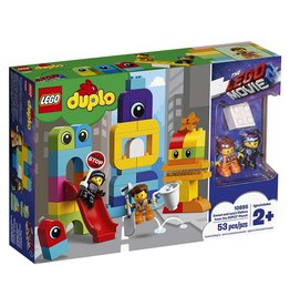 LEGO EMMET AND LUCY'S VISITORS FROM DUPLO PLANET