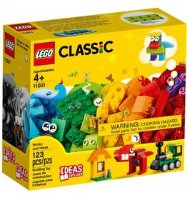 LEGO BRICKS AND IDEAS